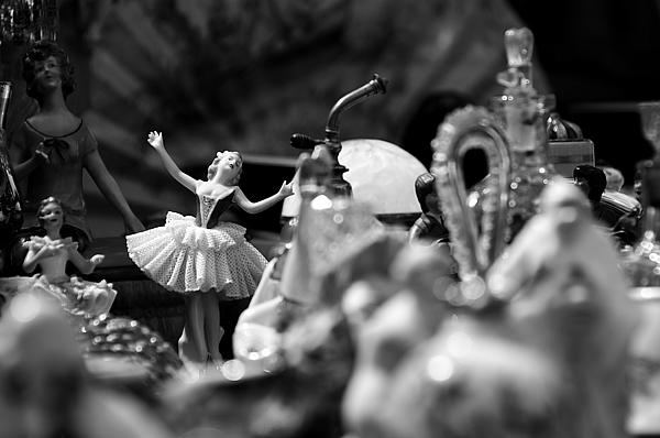 Tiny Dancer Print by Marco Oliveira