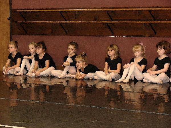 Tiny Dancers Print by Patricia Rufo