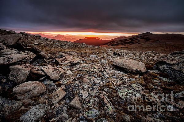 Steven Reed - Tombstone Sunrise