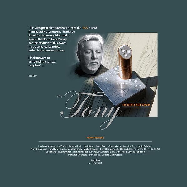 Bob Salo - Tony Award