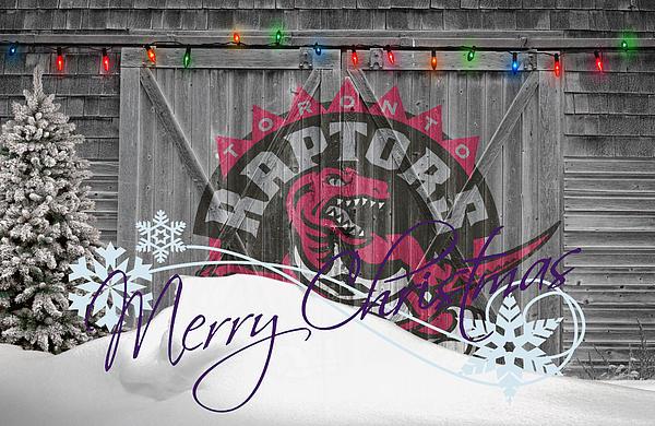 Toronto Raptors Print by Joe Hamilton