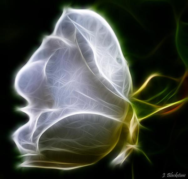 Touch My Heart Print by Jordan Blackstone