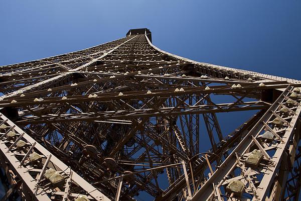 Tour Eiffel 7 Print by Art Ferrier