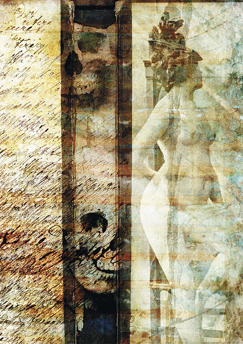 Traces 05 Print by Mark Preston