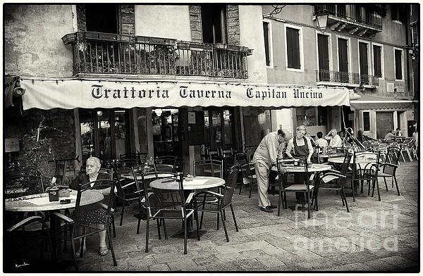 Madeline Ellis - Trattoria in Venice