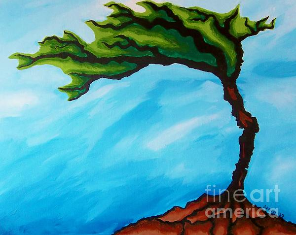 Tree Of Life Print by Tiffany Buttcher
