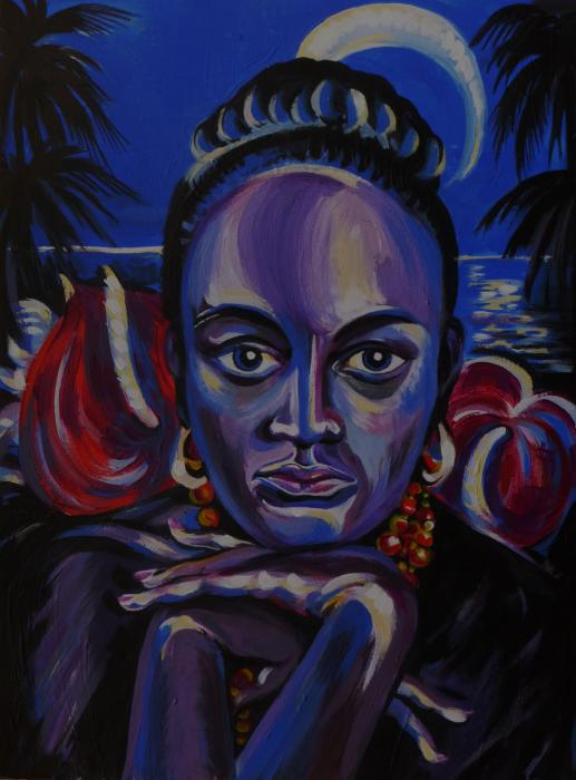 Anna  Duyunova - Tropical Night