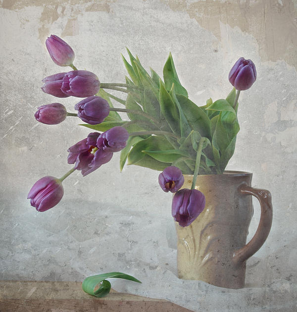 Tulips Print by Irina No
