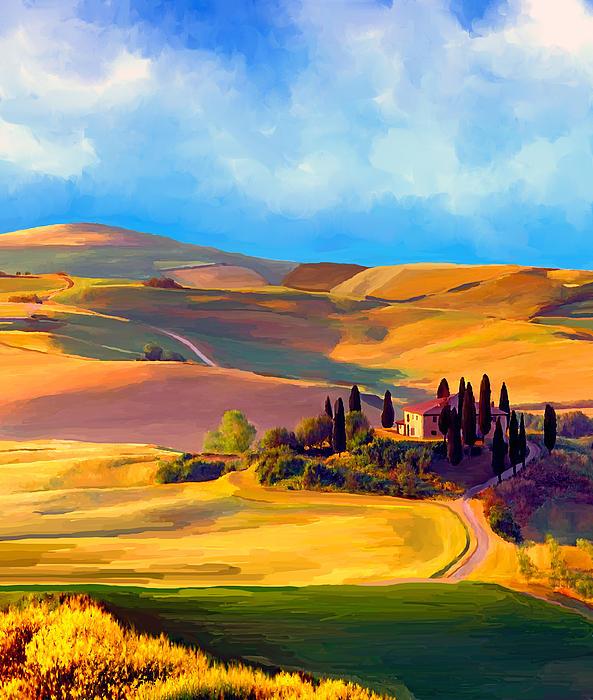 Ata Alishahi - Tuscany