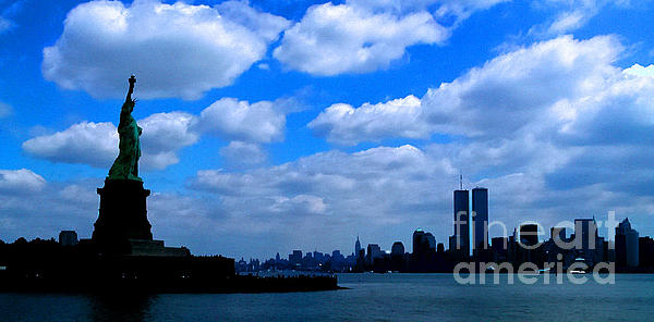 Marcia Fontes Photography - Twin Towers in Heaven