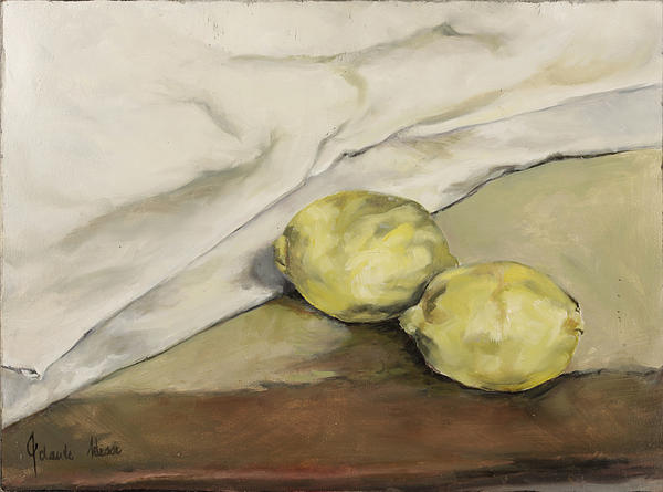 Jolante Hesse - Two Lemons