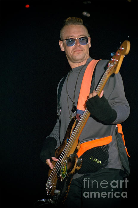 U2-adam-gp24 Print by Timothy Bischoff