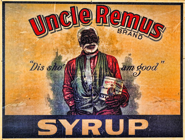 Uncle Remus  Print by Lee Dos Santos