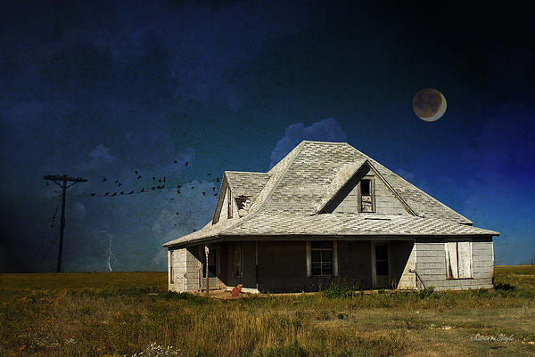 Karen Slagle - Under the Prairie Moon