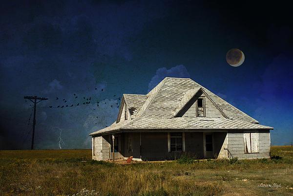 Karen Slagle - Under the Prairie Moon