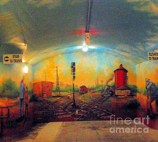 Janette Boyd - Underground at the OKC Depot