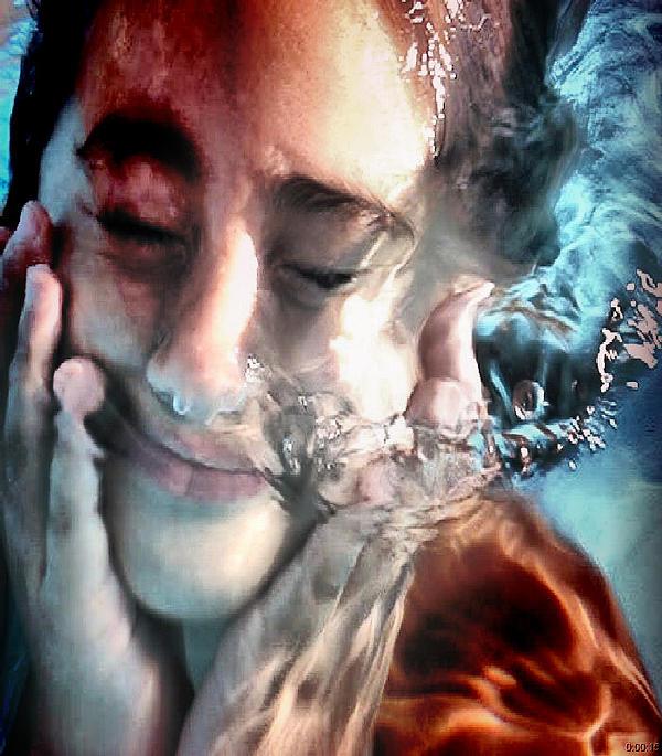 Beto Machado - Underwater Portrait