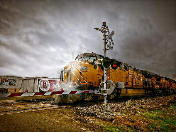 Linda Unger - Union Pacific 7064