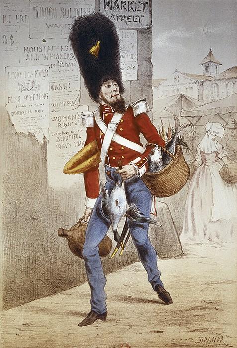 United States 1865. Mossouri National Print by Everett