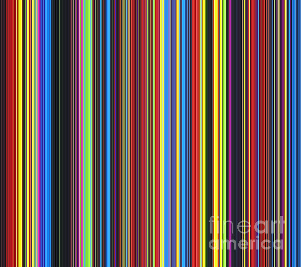 Unity Of Colour Print by Tim Gainey
