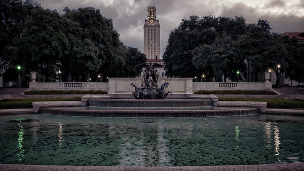 Joan Carroll - University of Texas Icons