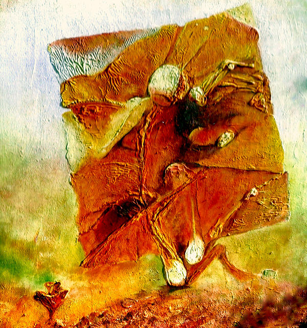 Untitled Print by Henryk Gorecki