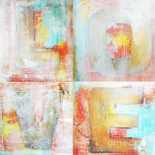 Urban Love Tiles Print by Anahi DeCanio