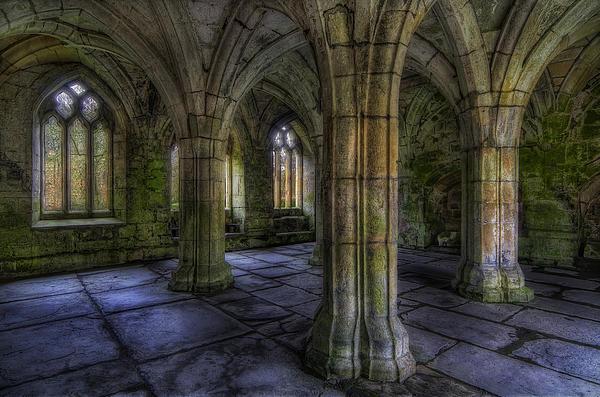 Ian Mitchell - Valle Crucis Abbey
