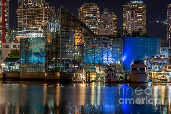 Sabine Edrissi - Vancouver Plaza of Nations - by Sabine Edrissi