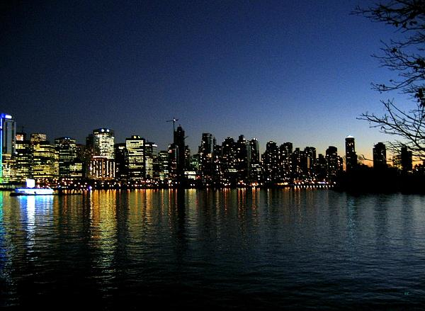 Will Borden - Vancouver Skyline