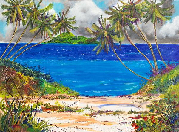 David Bone - Vanuatu Island