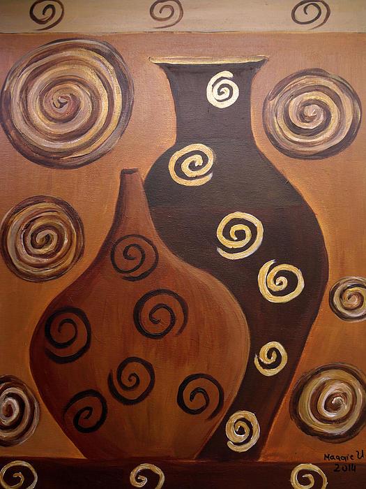 Maggie Ullmann - Vases/abstract