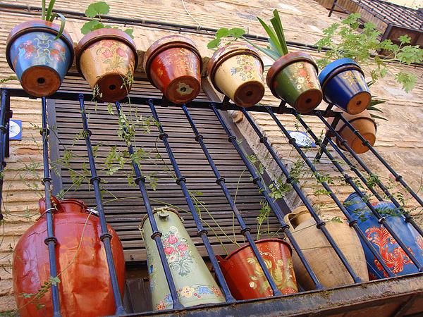 Vases Print by Roberto Alamino