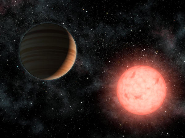 Vb 10 Alien Dwarf Star And Planet by Astronomy and Nature ...