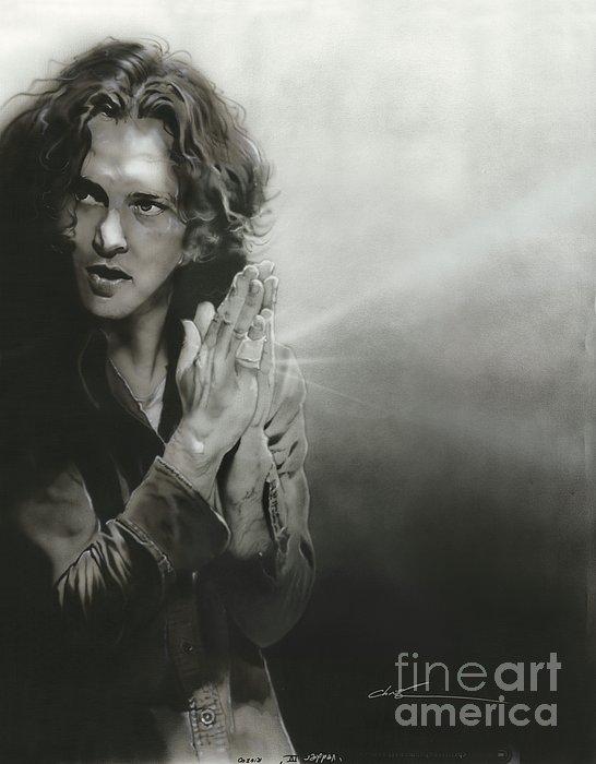'vedder Iv' Print by Christian Chapman Art