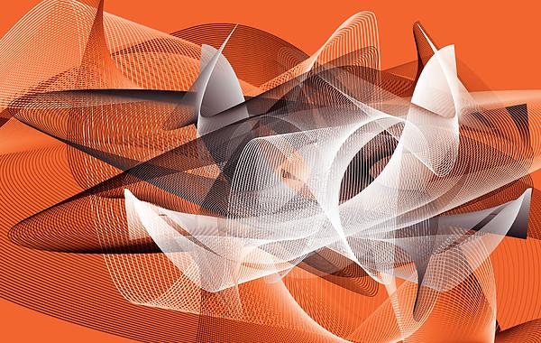 Velocity 3 Print by Angelina Vick