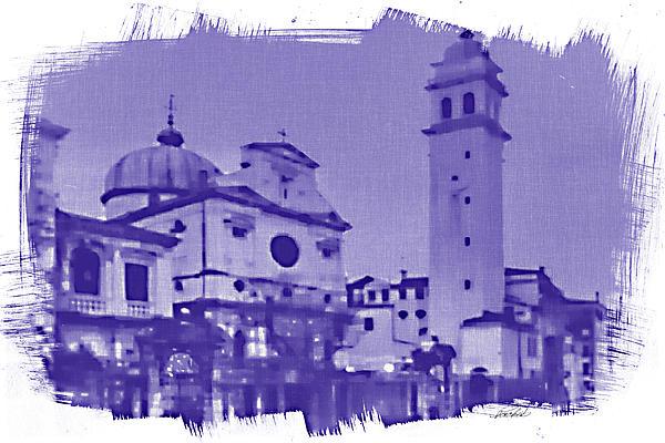 Robert Gividen - Venice Italy at Night