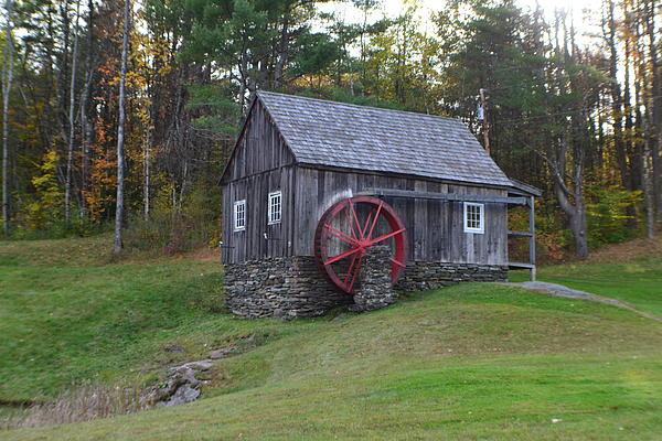 Marjorie Tietjen - Vermont Mill