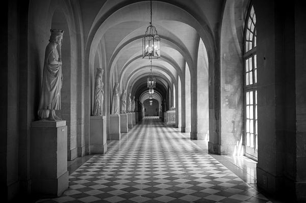 Inge Johnsson - Versailles Hallway