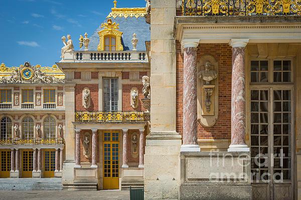 Versailles Splendor Print by Inge Johnsson