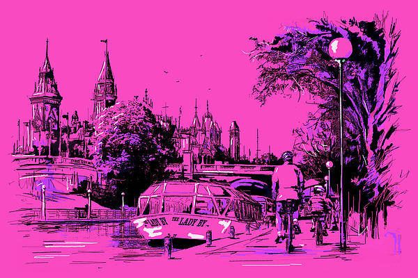 Victoria Art 012 Print by Catf