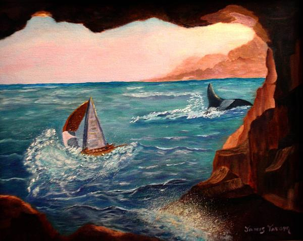 Janis  Tafoya - View From the Cave