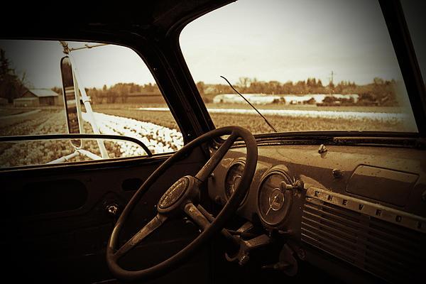 Kami McKeon - Vintage Chevy Farm Truck 2