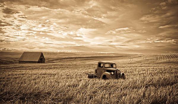 Steve McKinzie - Vintage Days Gone By