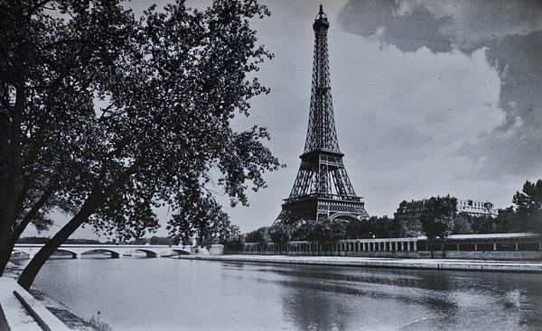 Vintage paris print by nomad art and design - Nomad s paris ...