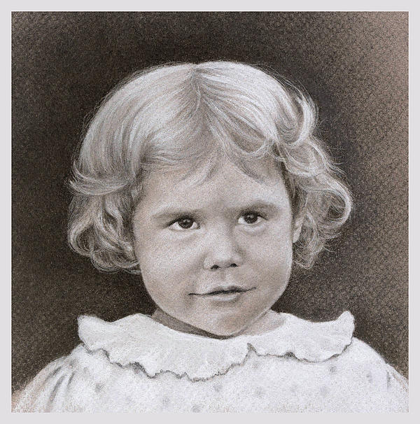 Natasha Denger - Vintage Portrait