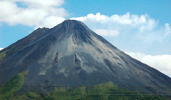 Norman Johnson - Volcan Arenal