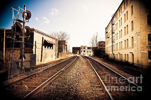 Andrew Slater - Walkers Point Railway