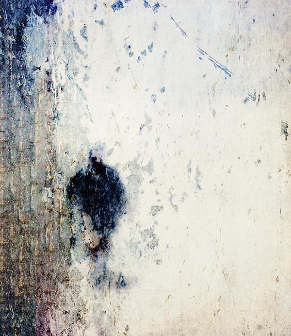 Walking In The Rain Print by Carol Leigh
