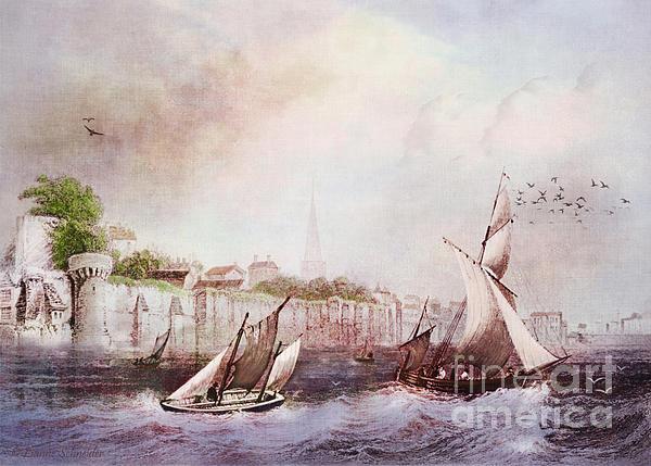 Lianne Schneider - Walls of Southampton